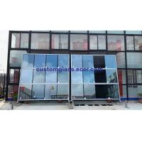 China Office Building Windows Tempered Glass/Mirror Glass Curtain Wall wholesale