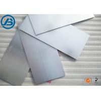 China Magnesium Alloy Sheet For Engineering Applications wholesale
