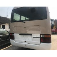 China Japan Original Toyota Coaster Used Bus Diesel Power 30 Seats for Sale wholesale