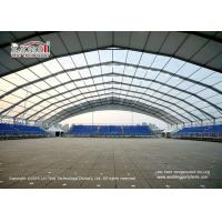 Buy cheap Customized Indoor Sport Event Tents / Clear Span 80m Aluminum Structure Tents from wholesalers