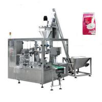 China Premade pouch powder packing machine Milk packing machine wholesale