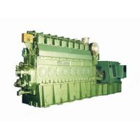 Quality 500 / 514 Rpm 4 Stroke Marine Diesel Engine Generator for Power Plant for sale