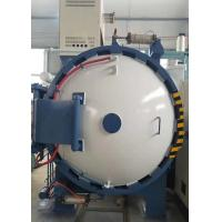 China Marble Diamond Cutting Tools Vacuum Brazing Furnace  , Vacuum Annealing Furnace wholesale