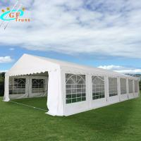 China 30M Aluminum Party Tent For Outdoor Car Show PVC Coated Polyester Textile wholesale
