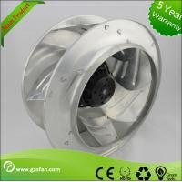 Buy cheap 355mm Air Conditioning EC Motor Fan , Backward Curved Blower High Volume from wholesalers