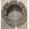 Quality Mining Exploring Diamond Core Drill Bits BQ HQ NQ PQ For Hard Rock Formation for sale
