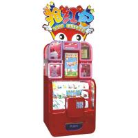 China Good Catcher Toys Vending Machine Coin Operated Prize Machine wholesale