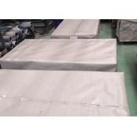 China 300 Series 304 430 Cold Rolled Stainless Steel Sheet With Smooth Edge wholesale
