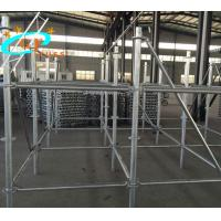 China Scaffold Layer Truss Stage System Aluminum Alloy Safety Loading 0.5M 4M Length wholesale