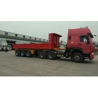 China 45 Ton Heavy Duty Semi Trailers With 8.0-20 Tires And 8000kg Tare Weight on sale