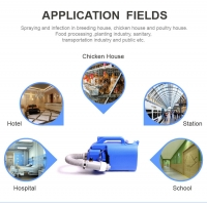 China Hospital Disinfectant Sprayer machine fogger machine sprayer disinfection machine wholesale