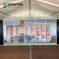 China Hot Sale Easy to carry big warehouse playing outdoor wedding Outdoor 15X 30m luxury event tent for car launch events wholesale