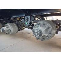 China Low Bed Semi Trailer Spare Parts 16T Three Wire Six Replacement Trailer Axles on sale