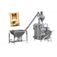 China Automatic Flour Packing Machine 5-60bags/Min Long Life Span Safety Operation wholesale