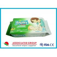 Buy cheap Alcohol Free Baby Wipes from wholesalers
