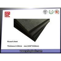 China Anti-Static Ricocel Sheet with High Temperature Resistance wholesale