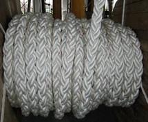 China supply 3/8/12/24 strand PP monofilament / multifilament marine mooring ropes wholesale