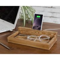 Buy cheap Modern Family Charging Station , Wood Docking Station For Iphone from wholesalers