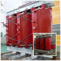 China 20kV - 50kVA Cast Resin Dry Type Transformer , Pollution Free 3 Phase Transformer wholesale