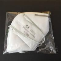 China Anti Fog KN95 Face Mask Custom Surgical Face Mask High Filtering Efficiency wholesale