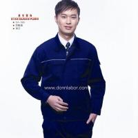 Buy cheap Wholesales Acid Resistant Chemical Factory Work Security Uniform from wholesalers