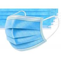 China Home Office Safety Mask 3 Ply PPE Personal Protective Equipment wholesale