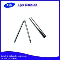 Buy cheap Solid cemented carbide rod blanks from wholesalers