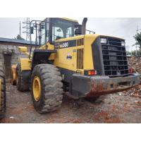 China Used KOMATSU WA380-6 Wheel Loader For Sale wholesale