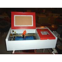 Quality Desktop Laser Engraver Co2 Laser Engraving And Cutting Machine For Carving Chapter And Artistic Works wholesale