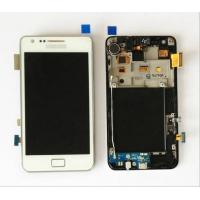 Quality OEM Frame LCD touch digitizer assembly for Samsung Galaxy S2 for sale