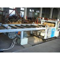 China Electric PVC Transparent Plastic Sheet Machine With 3000mm Width on sale