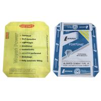 Buy cheap 50 Kg Woven Polypropylene Cement Bags 25 Kg PP Woven Cement Bag from wholesalers