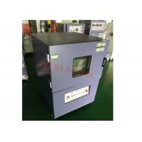 Quality High Temperature Flammability Fire Burning Test Machine For Lithium Battery for sale