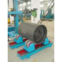 Quality Fit-up Horizontal Tank Turning Rolls , Self-aligning Pipe Welding Rotators for sale