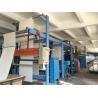 China Environmental UV Coating Machine Pneumatic Lifting Scraper With Trimming Control wholesale