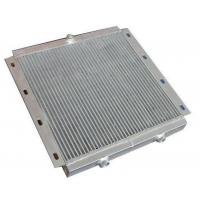 China Plate Frame Air compressor Air Cooled Heat Exchanger For industrial wholesale