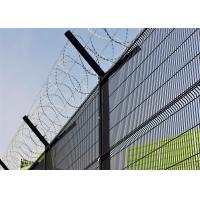 Buy cheap Welded Security 358 Wire Mesh Fence from wholesalers