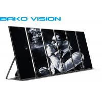 China Super Bright Advertising LED Display Indoor Shop Window LED Mirror LED Screen wholesale