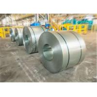 China Cold Rolled Galvanised Steel Coil , Coated Surface ASTM Steel Plate wholesale