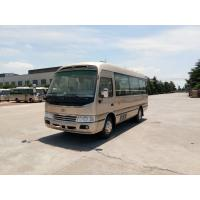 Buy cheap Professional customized Luxury coaster Mini Bus Tourist Coach Vehicle Fuel Tank from wholesalers