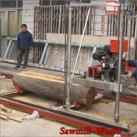 Quality Portable Swing Blade Sawmill !!! 27 HP Diesel Engine Square Timber Cutting Saw Machine For Virgin Forest for sale