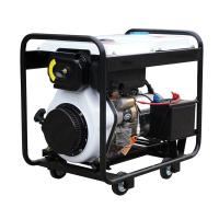 Buy cheap 3KW 5KW 6.5KW 7.5KW 220V/380V Single Phase Three Phase Air-Cooled Portable Kipor from wholesalers