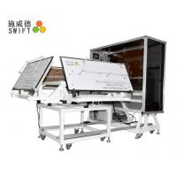 China Full Automatic Cable Tie Machine , Customized Plastic Tie Machine With A Robot wholesale