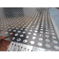 Buy cheap punching mesh sheet, perforated metal sheet direct factory from wholesalers