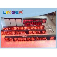 China P10 Led Sign Programmable , Electronic Scrolling Sign For Advertisement wholesale
