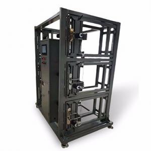 China ANSI / BHMA A156 Door Lock Durability Tester /  Fingerprint Lock Durability Tester wholesale