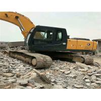 China used hyundai excavator 225-7/220-5 korea hyundai crawler excavator with good quality wholesale