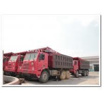Buy cheap 70 Tons Heavy Duty Dump Truck For Mining ZZ5707S3840AJ 30m3 and 371hp from wholesalers