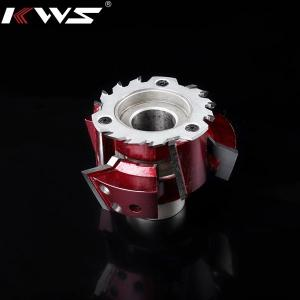 China Woodworking Profile Milling Cutter Tungsten Carbide Material For Door Panel with various colors wholesale