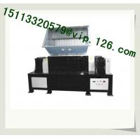 China CE Certification Tire Shredder for Tire Recycling Rubber Tyre Shredder wholesale